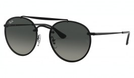 Ray-Ban RB3614N Blaze Round Double Bridge Sunglasses