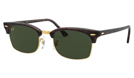 Ray-Ban RB3916 Clubmaster Square Sunglasses