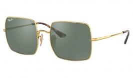 Ray-Ban RB1971 Square Prescription Sunglasses - Gold