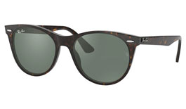 Ray-Ban RB2185 Wayfarer II Prescription Sunglasses - Havana