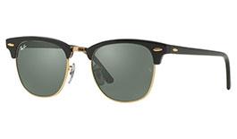 Ray-Ban RB3016 Prescription Sunglasses - Black & Gold