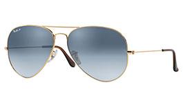 Ray-Ban RB3025 Aviator Prescription Sunglasses