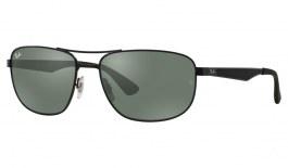 Ray-Ban RB3528 Prescription Sunglasses - Black