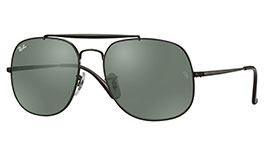 Ray-Ban RB3561 General Prescription Sunglasses - Black