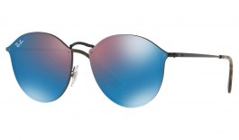 Ray-Ban RB3574N Blaze Round Sunglasses