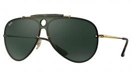 Ray-Ban RB3581N Blaze Shooter Sunglasses