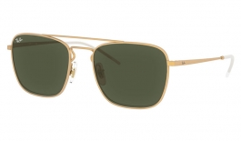 Ray-Ban RB3588 Prescription Sunglasses - Gold