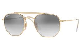 Ray-Ban RB3648 Marshal Prescription Sunglasses