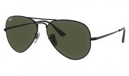 Ray-Ban RB3689 Prescription Sunglasses - Black