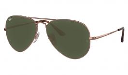 Ray-Ban RB3689 Prescription Sunglasses - Bronze Copper