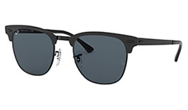 Ray-Ban RB3716 Clubmaster Metal Sunglasses