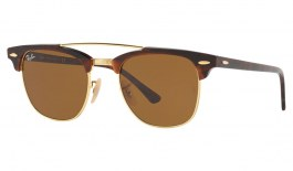 Ray-Ban RB3816 Clubmaster Double Bridge Sunglasses