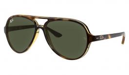 Ray-Ban RB4125 Cats 5000 Prescription Sunglasses - Tortoise