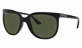Ray-Ban RB4126 Cats 1000 Prescription Sunglasses - Black
