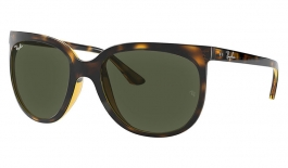 Ray-Ban RB4126 Cats 1000 Prescription Sunglasses - Tortoise