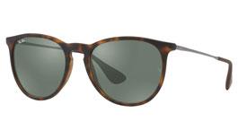 Ray-Ban RB4171 Erika Prescription Sunglasses - Tortoise