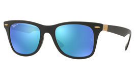 Ray-Ban RB4195 Wayfarer Liteforce Prescription Sunglasses
