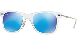 Ray-Ban RB4210 Wayfarer Light Ray Sunglasses