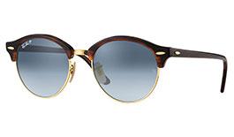 Ray-Ban RB4246 Clubround Prescription Sunglasses