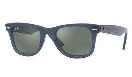 Ray-Ban RB4340 Wayfarer Ease Prescription Sunglasses - Blue