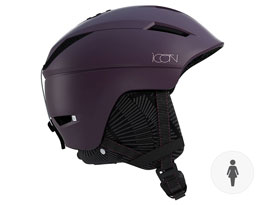 Salomon Icon 2 Custom Air Ski Helmet