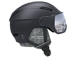 Salomon Icon 2 Visor Ski Helmet