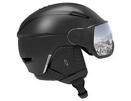 Salomon Pioneer Visor Ski Helmet