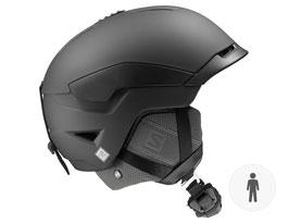 Salomon Quest Ski Helmet