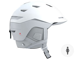 Salomon Sight W Custom Air Ski Helmet