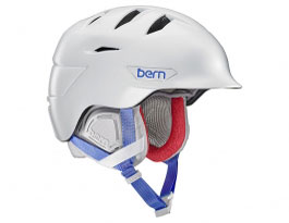 Bern Hepburn Ski Helmet