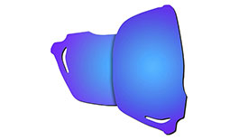 Tifosi Radius Sunglasses Lenses