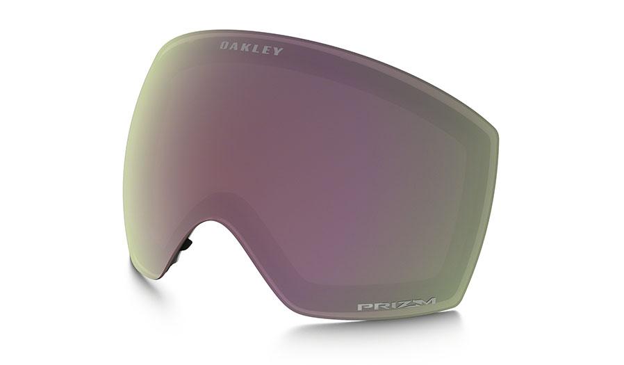 Oakley Flight Deck XM Ski Goggles Replacement Lens Kit - Prizm HI Pink Iridium