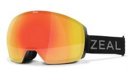 Zeal Portal XL Ski Goggles - Dark Night / Phoenix Mirror + Persimmon Sky Blue Mirror