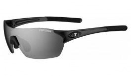 Tifosi Brixen Sunglasses - Gloss Black / Smoke + AC Red + Clear