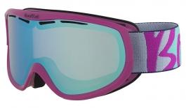 Bolle Sierra Ski Goggles - Purple & Blue / Aurora