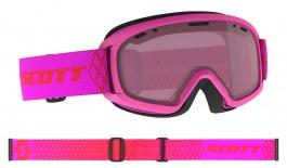 Scott Jr Witty Ski Goggles - High Viz Pink / Enhancer