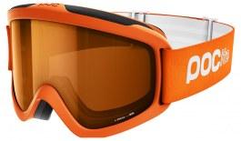 POC POCito Iris Ski Goggle - Zink Orange / Sonar Orange