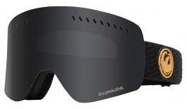 Dragon NFXS Ski Goggles - PK Gumsole / Lumalens Dark Smoke + Lumalens Rose