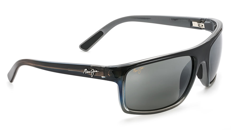 Maui Jim Byron Bay Sunglasses - Marlin / Neutral Grey Polarised