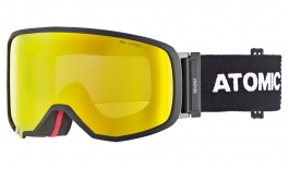 Atomic Revent S Ski Goggles - Black / Yellow Stereo