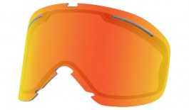 Oakley O Frame 2.0 Pro XM Ski Goggles Replacement Lens Kit - Fire Iridium