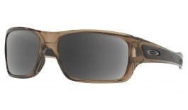 Oakley Turbine XS Prescription Sunglasses - Brown Smoke