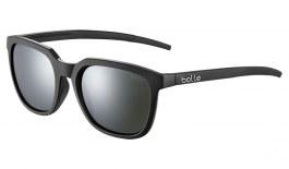 Bolle Talent Sunglasses - Matte Black / Volt+ Gun Polarised