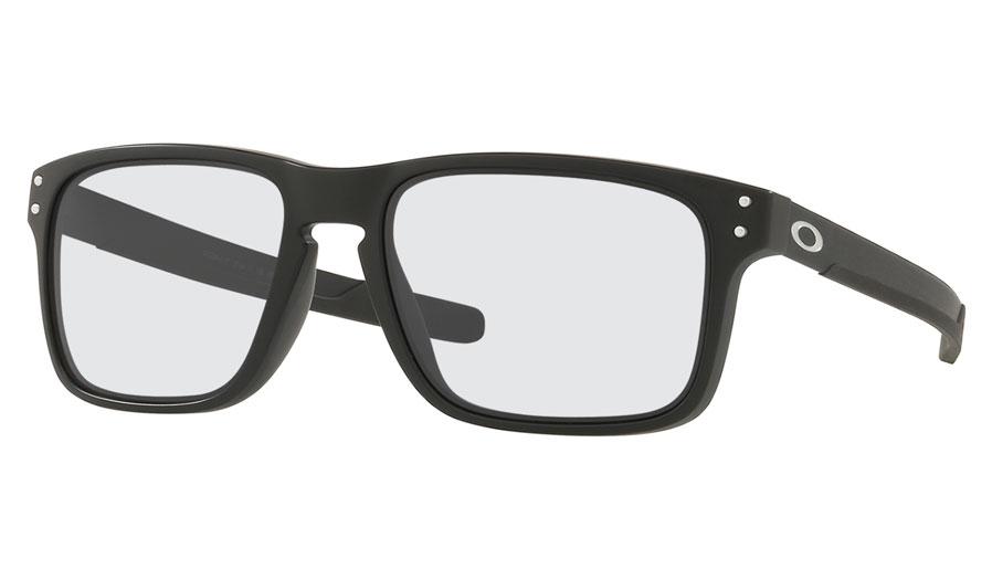 497acff2346 Oakley Holbrook Mix Prescription Sunglasses - Matte Black - RxSport