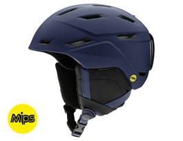Smith Mission MIPS Ski Helmet - Matte Ink
