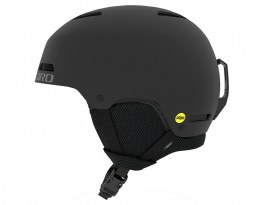Giro Crue MIPS Ski Helmet - Matte Black