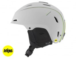 Giro Range MIPS Ski Helmet - Matte Light Grey Sport Tech