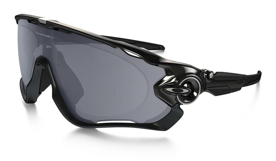 848db3b987 Oakley Jawbreaker Prescription Sunglasses - Polished Black - RxSport