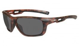Wiley X Aspect Prescription Sunglasses - Matte Demi Tortoise
