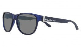 Red Bull Wing 3 Prescription Sunglasses - Matte Transparent Dark Blue